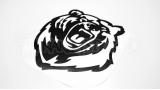 """Наклейка на авто """"Ревущий медведь"""""""