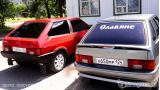 "Наклейка на авто ""Славяне"""