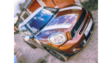 Спортивные полосы на Mini Cooper Paceman / Countryman, вид 3