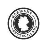 """Наклейка на авто """"Германия. Deutchland"""""""