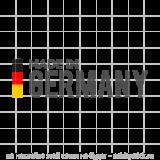 """Наклейка на авто """"Made in Germany"""""""