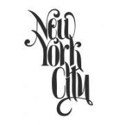 "Наклейка ""New York City"""