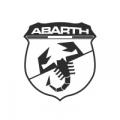 """Наклейка на авто """"Fiat Abarth"""""""