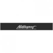 """Наклейка полоса """"Ford Motorsport"""" на лобовое стекло 130 х 18 см"""