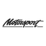 """Наклейка на авто """"Ford Motorsport"""""""