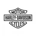 "Наклейка на авто ""Эмблема Харлей Дэвидсон"""