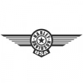 """Наклейка """"Знак Harley Davidson"""""""