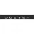 """Наклейка полоса """"Renault Duster"""" на лобовое стекло 135 х 18 см"""