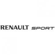 "Наклейка на авто ""Renault sport"""
