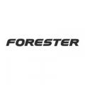 "Наклейка на авто ""Subaru Forester"""
