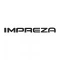 "Наклейка на авто ""Subaru Impreza"""
