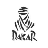 """Наклейка на авто """"Dakar Motorsport"""""""
