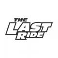 "Наклейка на авто ""The Last Ride"""