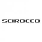 """Наклейка на Фольксваген """"Scirocco"""""""