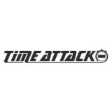 """Наклейка на авто """"Time Attack"""""""