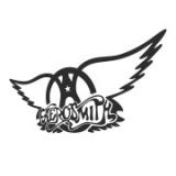 "Наклейка на авто ""Aerosmith - 2"""