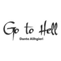 "Наклейка на авто ""Go to Hell Dante-2"""