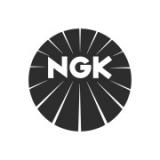"""Наклейка на авто """"NGK-1"""""""