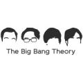 """Наклейка на авто """"The Big Bang Theory"""""""