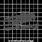 """Наклейка на авто """"Тойота Марк 2"""""""