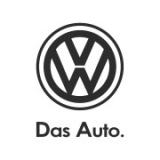 "Наклейка на авто ""Volkswagen - Das Auto"""