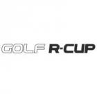 "Наклейка на Фольксваген ""Golf R-cup"""