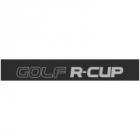 """Наклейка полоса """"Golf R-cup"""" на лобовое стекло 130 х 20 см"""