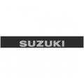 """Наклейка полоса """"Suzuki"""" на лобовое стекло"""