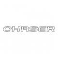 """Наклейка на авто """"Toyota Chaser"""" контурная"""