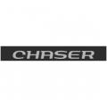 "Наклейка полоса ""Toyota Chaser"" на лобовое стекло 130 х 18 см"