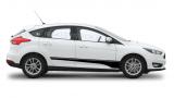 Комплект акцентных полос на борт Форд Фокус 3 , вид 8