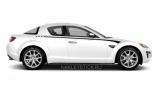 Акцентные полосы на двери Mazda RX-8, вид 6
