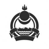 "Наклейка на авто ""Герб Республики Бурятия"""
