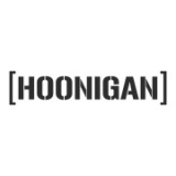 """Наклейка на авто """"Hoonigan"""""""