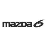 "Наклейка на авто ""Mazda 6"""