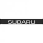 """Наклейка полоса """"Субару"""" на лобовое стекло 140 х 18 см"""