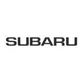 """Наклейка на авто """"Subaru"""""""