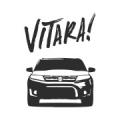 "Наклейка на авто ""Suzuki Vitara"""