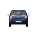 Спортивная полоса на Renault Sandero, вид 3