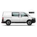 """Акцентные полосы """"Edition 25"""" на Volkswagen Transporter, вид 1"""