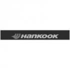 """Наклейка полоса """"Hankook"""" на лобовое стекло 130 х 18 см"""