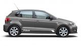 Акцентные полосы на Volkswagen Polo, вид 9