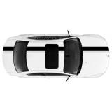 Комплект наклеек-полос на BMW 1, вид 1