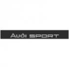 """Наклейка полоса """"Audi sport"""" на лобовое стекло 140 х 18 см"""