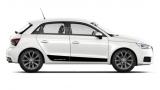 Акцентные полосы на двери Audi A1/S1 sportback, вид 2