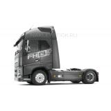"""Комплект наклеек """"FH13"""" на кабину Volvo, вид 4"""