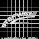 """Наклейка """"Stepway"""" на Рено, двухцветная"""