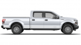 Акцентные полосы на Ford F-150, вид 2