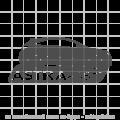 """Наклейка на авто """"Астранавт"""""""