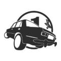 """Наклейка на авто """"ВАЗ 2101 Копейка"""""""